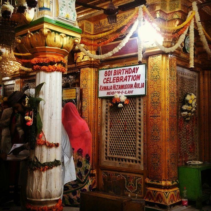 Khwaja nizamuddin aulia new delhi