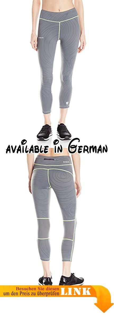 Desigual Damen Leggings Rock, Castler Rock, XL, 50K2SA72087XL.  #Sports #PANTS
