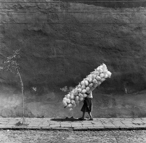 Mario Algaze - Cotton Candy, Mexico, 1981