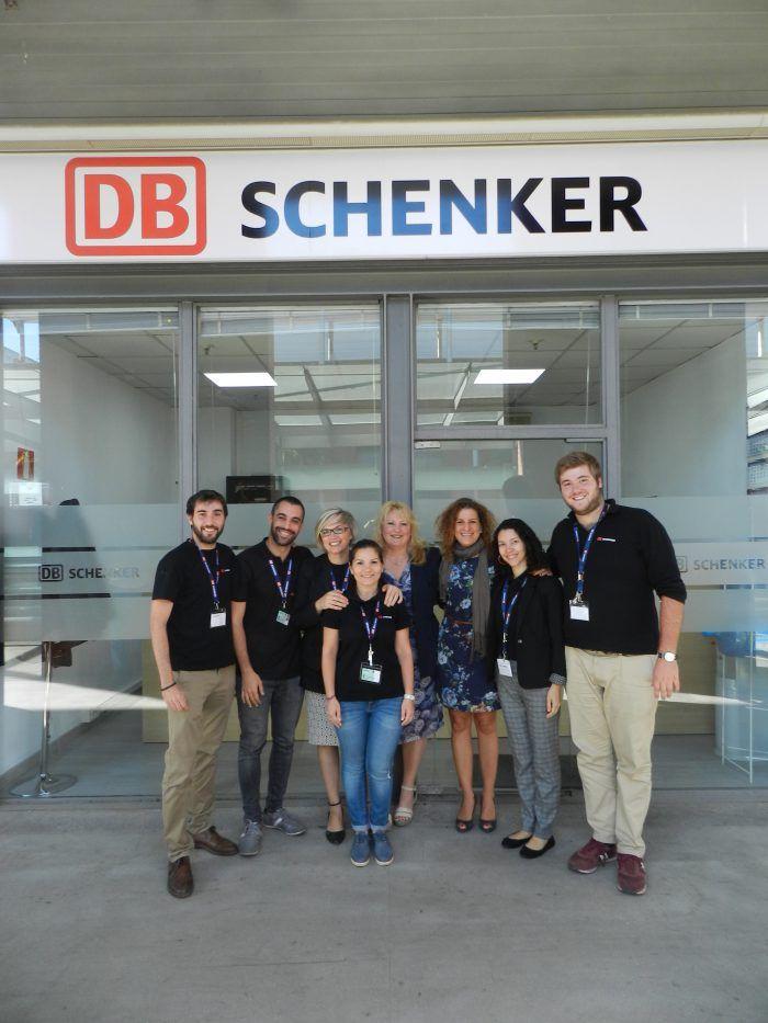 DB Schenker operador logístico oficial de Ifema