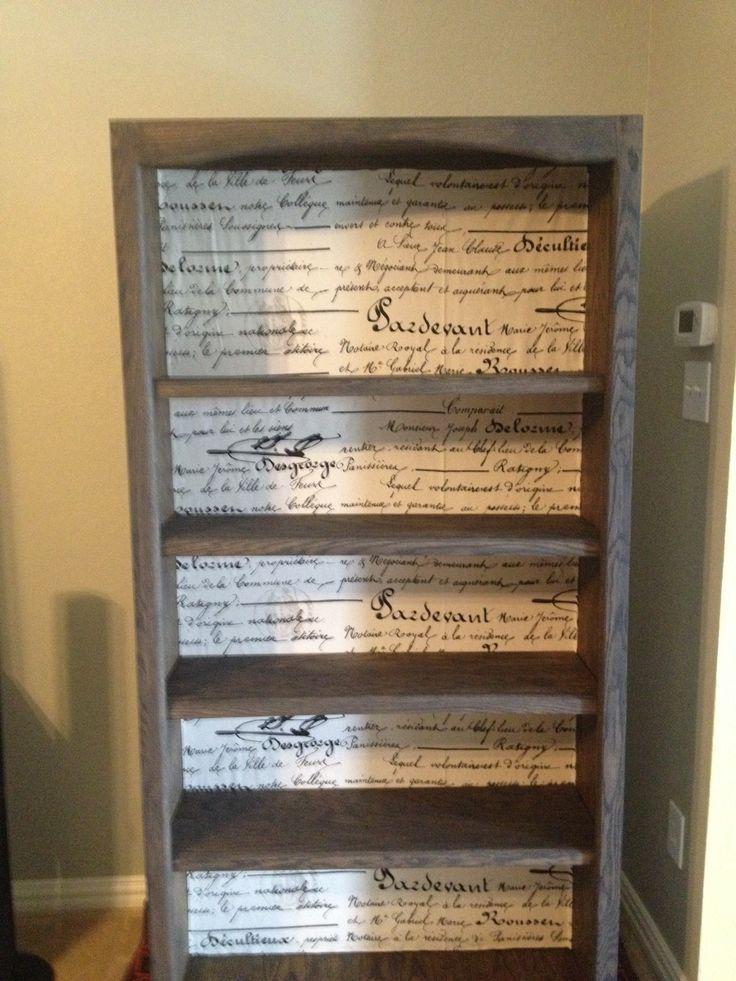 Farmhouse Bookshelf Plans
