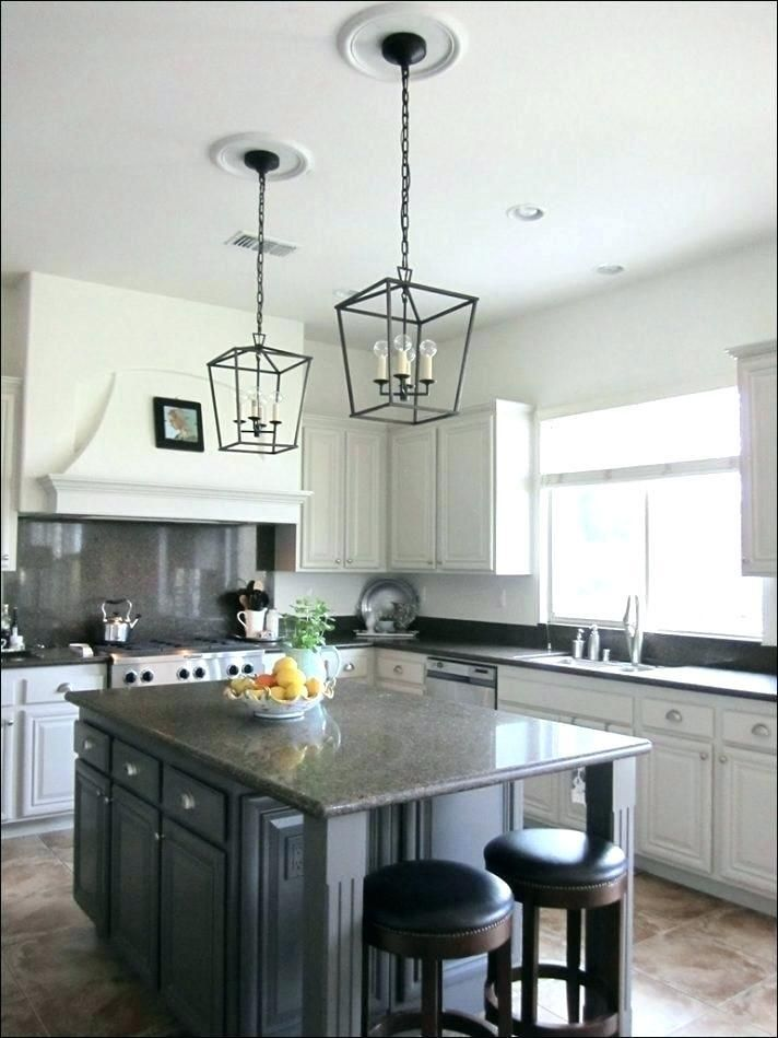 Black Kitchen Lighting Kitchen Lighting Modern Kitchen Island