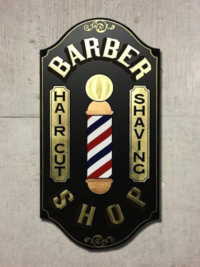 barber on