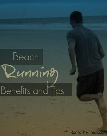 Beach running tips and tricks. My to do this week!