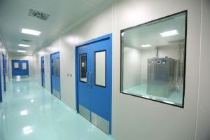 #cleanroomdoor GMP clean rooms doors are easy to procure and their doors and are made of galvanized steel. These doors are better than any other prevalent alternative. Visit our site and know more about us - http://gmppartitions.com/cleanroom-doors/