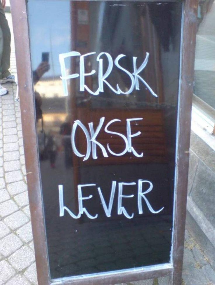 Språktabber som vil få deg til å le - Bergens Tidende