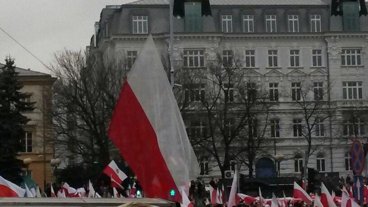 Aleje Jerozolimskie in Warszawa, Województwo mazowieckie