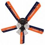 """Sports Fan Products SFP-7995-UVA Virginia Cavaliers 52"""" Ceiling Fan"""