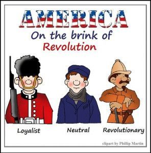 "FREE SOCIAL STUDIES LESSON – ""You Decide: Loyalist, Neutral, or Revolutionary"" - Go to The Best of Teacher Entrepreneurs for this and hundreds of free lessons. 6th - 8th Grade   #FreeLesson    #SocialStudies   http://thebestofteacherentrepreneursmarketingcooperative.net/free-social-studies-lesson-you-decide-loyalist-neutral-or-revolutionary/"