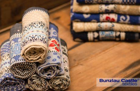 #BunzlauCastle #Textiles