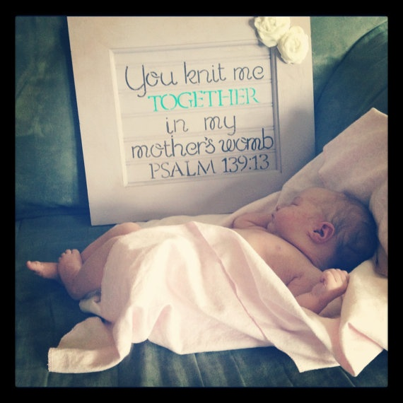 42 best baby bible verses images – Bible Verses for Baby Announcements