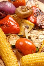 Vier recepten voor een geslaagde vegetarische barbecue