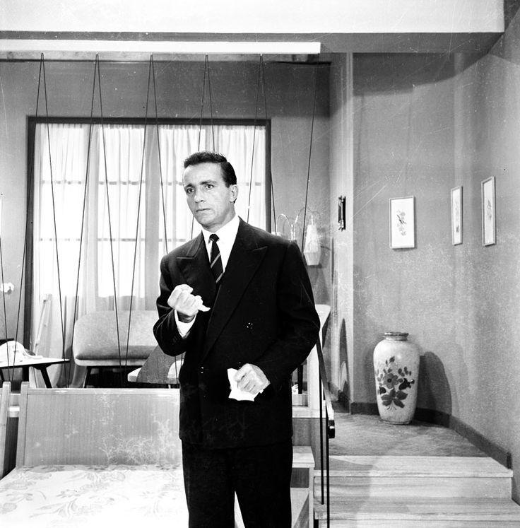 Finos Film - Photo Gallery Ταινίας: 'Αντίο Ζωή' (1960)