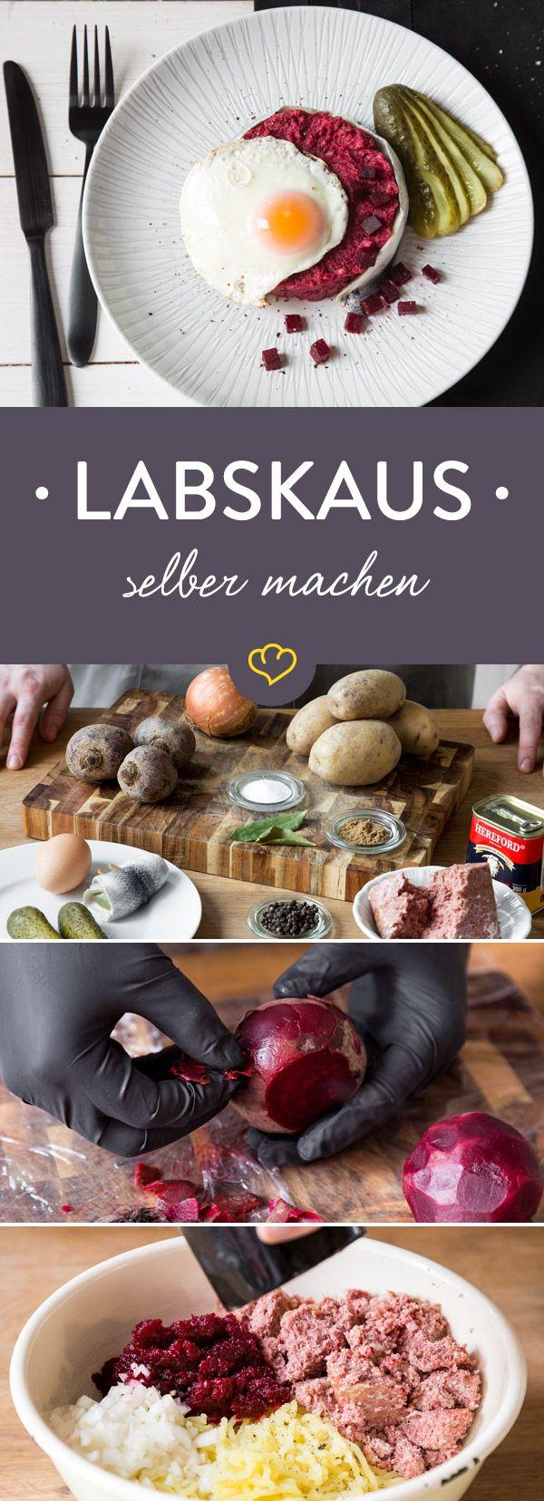 Labskaus – Das Original aus Hamburg