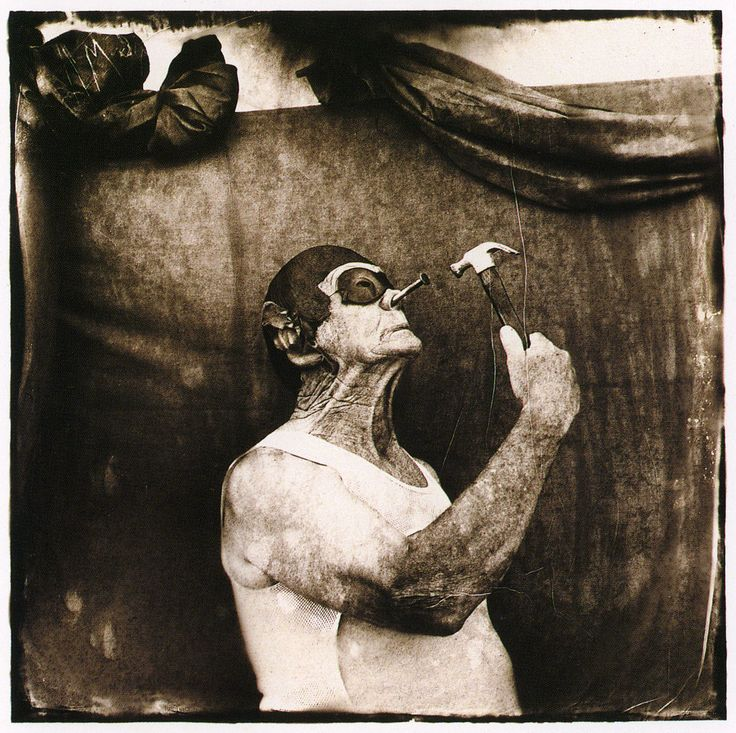 Witkin claims that his vision and sensibility were initiated by an episode ...