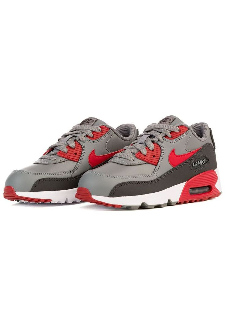 Zapatos Deportivos Air Max 90 LTR BG Nike Running para Niños-Gris - Compra Ahora | Dafiti Colombia