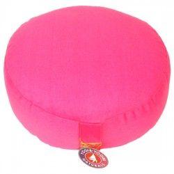 Poduszka do medytacji - Różowa