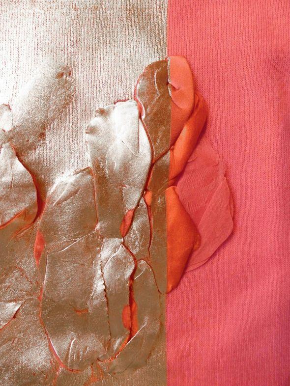 Royal College of Art MA Textiles show - Anna Wilson