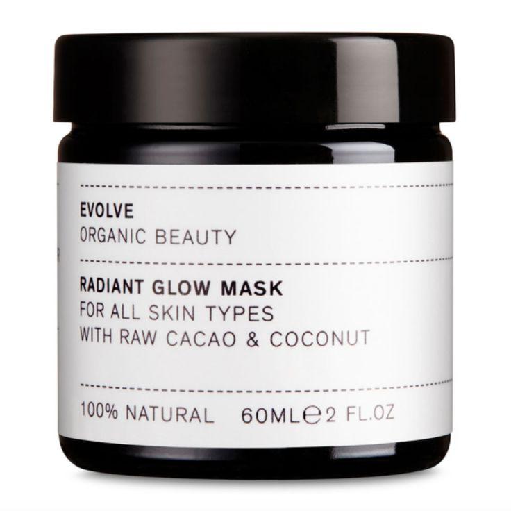 Ihonhoito | Evolve Organic Beauty Radiant Glow Kuoriva Kasvonaamio