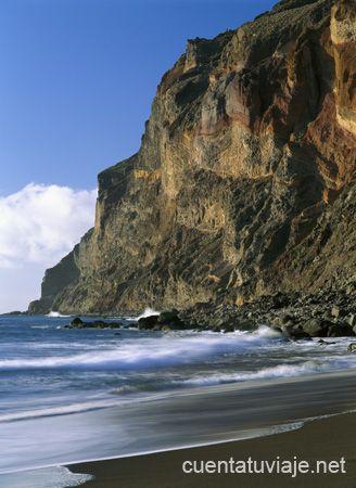 Playa del Inglés. La Gomera.