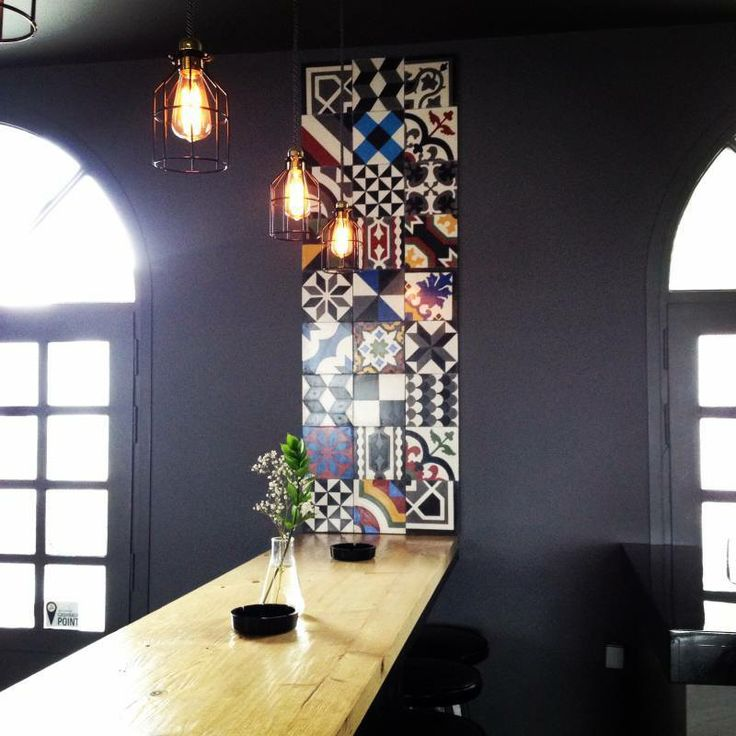 WALL PATCHWORK   Unique cement tiles, handmade for special places and exquisite taste. http://www.tsourlakistiles.gr/ https://www.facebook.com/tsourlakistiles http://instagram.com/tsourlakistiles http://www.houzz.com/pro/tsourlakistiles/tsourlakistiles
