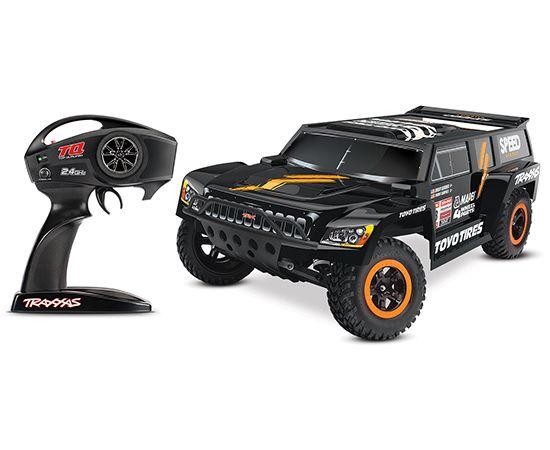 Traxxas Slash Robby Gordon Dakar Series Edition 2.4GHz 1:10 RTR Electric RC Truck - $289.95
