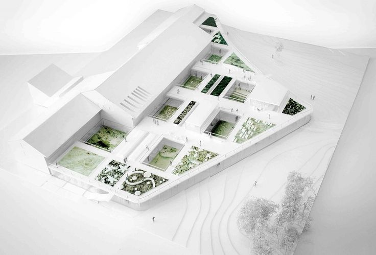 Future Town Hall of Tønder Competition Entry  / WE Architecture