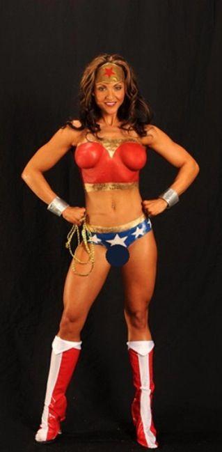 The 245 best wonder woman images on pinterest superhero superman body paint wonder woman altavistaventures Gallery
