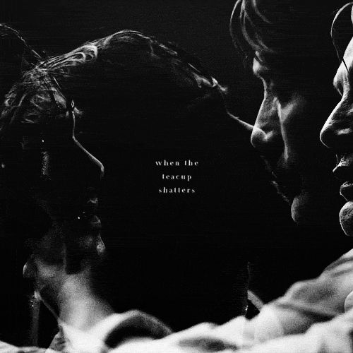 Fate and circumstance have returned us to this moment. Hannibal 2x13 Mizumono