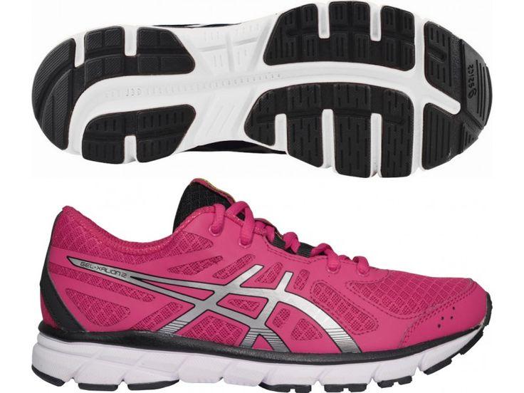 Asics Gel Xalion 2 Ladies Running Shoes - Pink