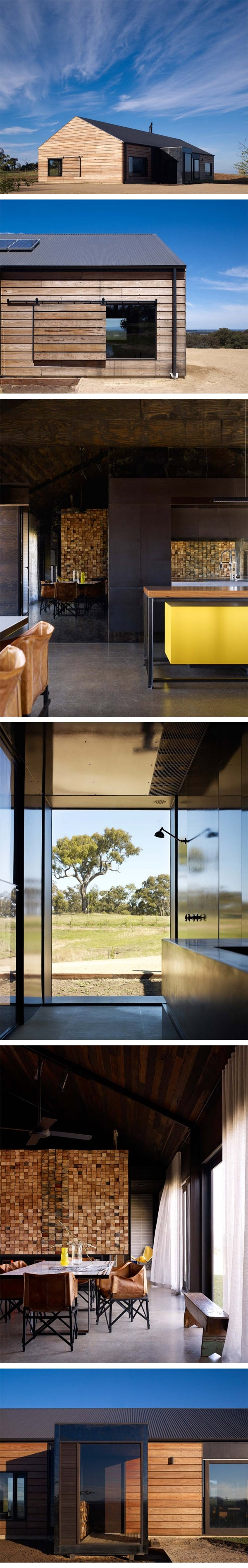 Hill Plain House by Wolveridge Architects