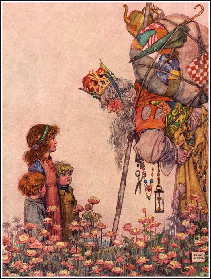 Bill the minder, W. Heath Robinson: Art Illustrations, Stories Book, Vintage Illustrations, Heath Robinson, Fantasy Art, Book Illustrations, Williams Heath, Stories Starters, Children Book