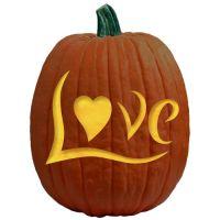TrueLovePumpkinCarvingPattern