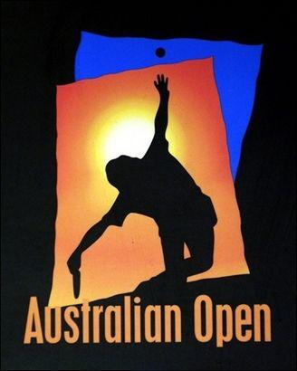 The Australian Open begins tonight at 6:30 on ESPN2!