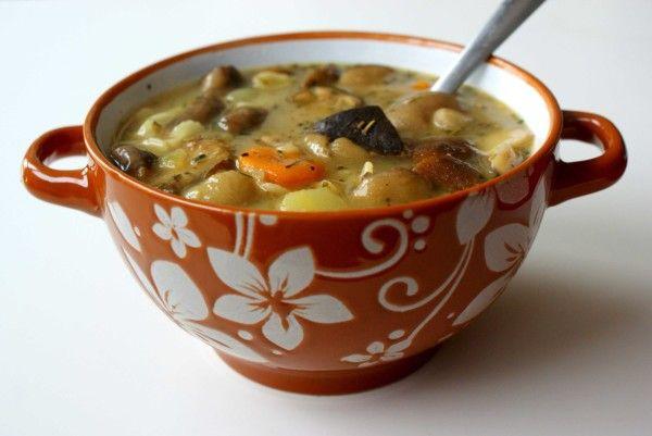 Zupa grzybowa - Kuchenny Majstersztyk