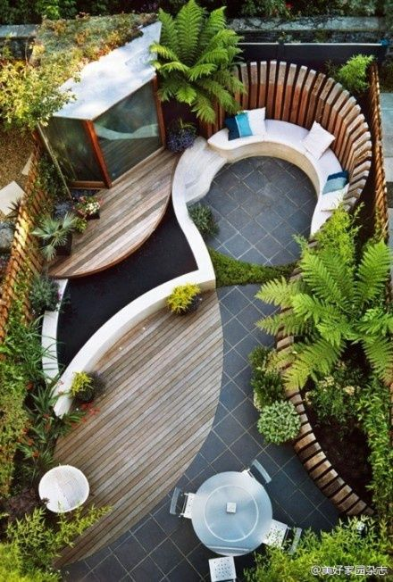 Amazing steam room and sit out backyard inspirations pinterest steam room small for Amazing small gardens