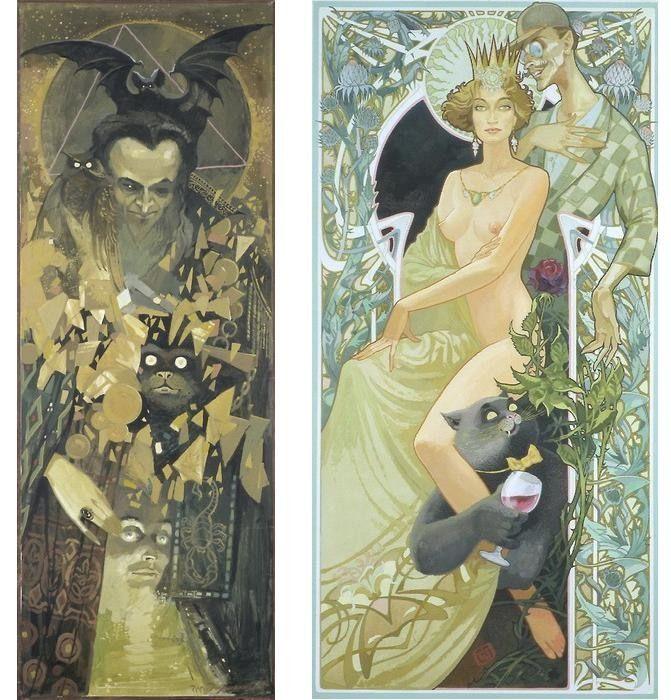"""The #Master and Margarita"" Mikhail Bulgakov #book"