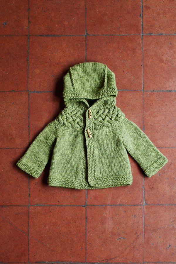 Cotton & Cloud - Baby Knitting Patterns | Seamless Knitting | Knitting Pattern