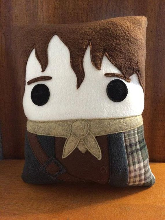 "This huggable, snuggleable Jamie Fraser pillow. | 21 Very Bonnie Products Every ""Outlander"" Fan Needs In Their Life"