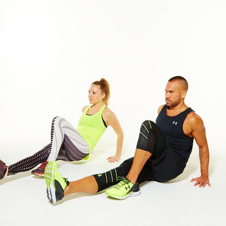 Crab Kick (Week 1: Day 6) - Fitnessmagazine.com