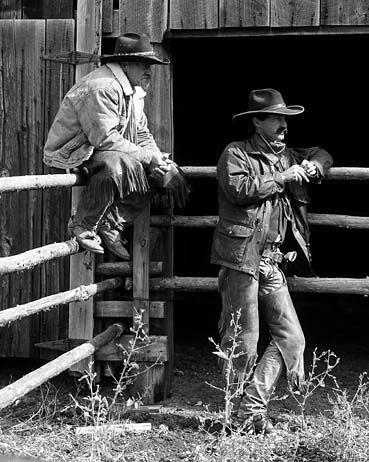 working cowboys, via Flickr.