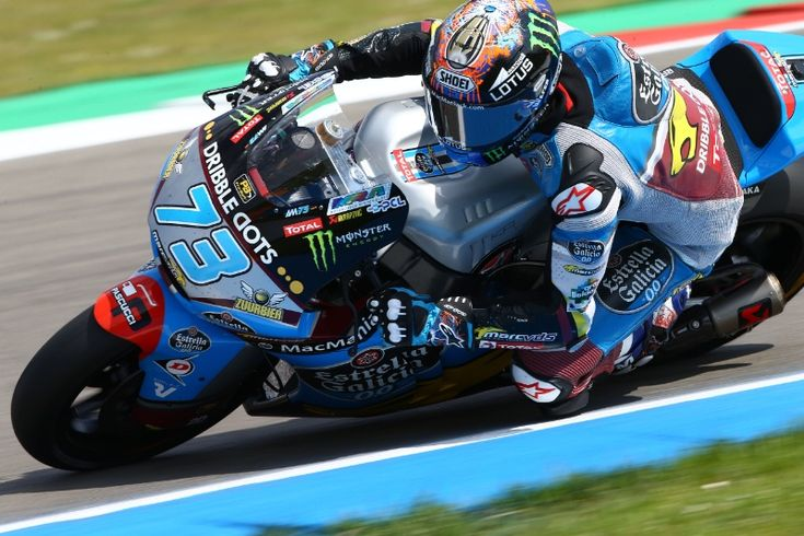 Alex Marquez, Moto2, Dutch MotoGP 2015