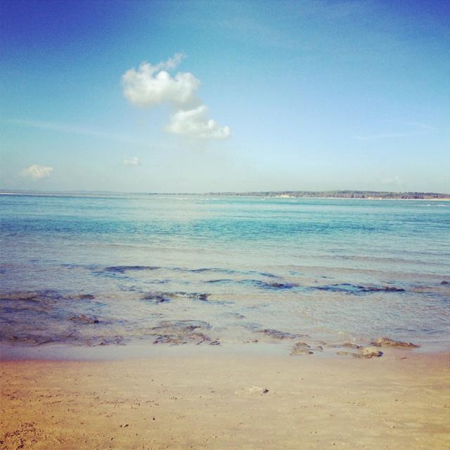 Inverloch inlet beach