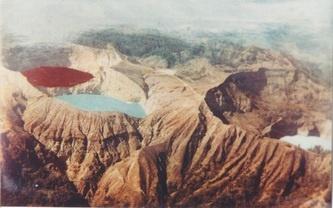 Three Colors Lake - Kelimutu, Flores, East Nusa Tenggara