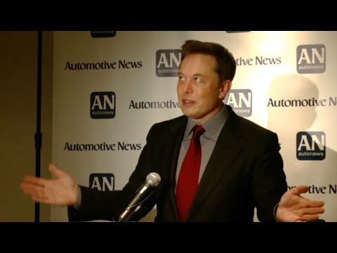 Elon Musk on why the hydrogen fuel cell is dumb