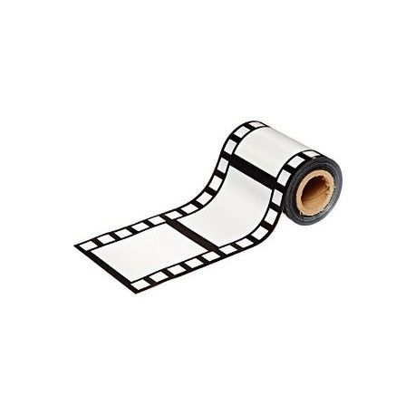 la Bobine film de cinéma pour votre décor de table hollywood