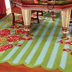 33 best mackenzie childs images on pinterest christmas for Mackenzie childs fish rug