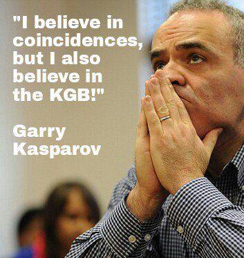 Garry Kasparov (@Kasparov63) | Twitter
