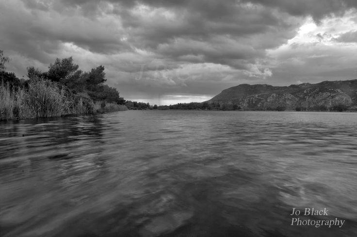 Kaiafas Lake Ilia Greece