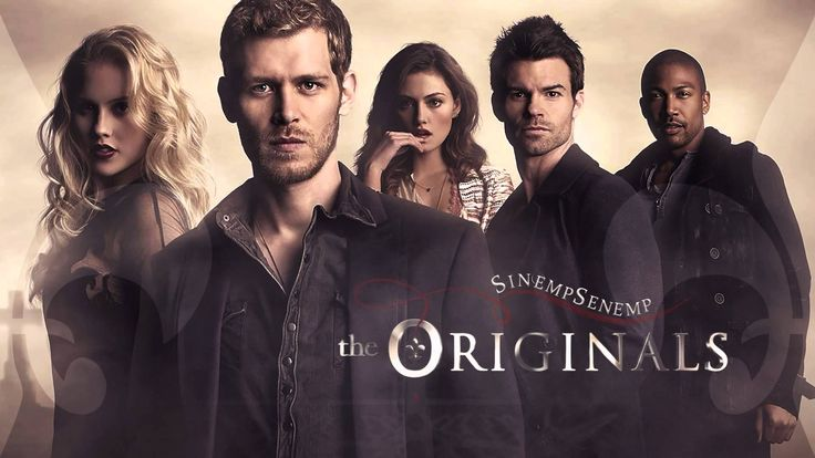 My Latest TV Show Addiction: The Originals - If you're into horror fantasy (think vampires, werewolves, and witches), you'll want to binge watch this ASAP!